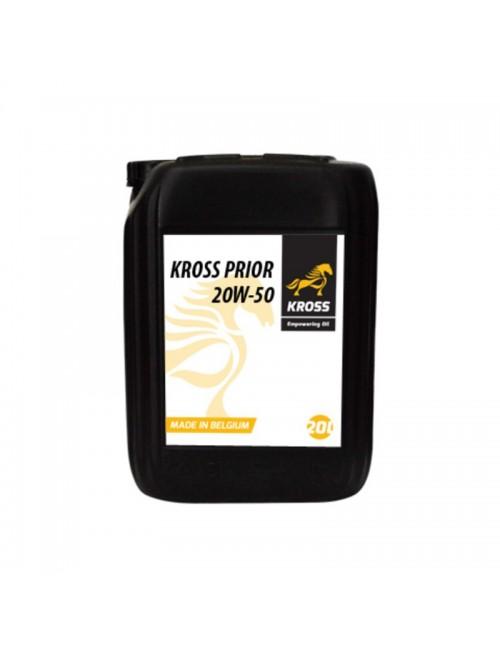 KROSS PRIOR 20W-50 - 20L