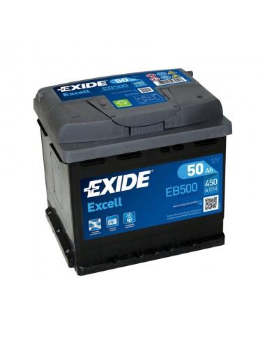EXIDE EXCELL / 12V 50Ah 450A /
