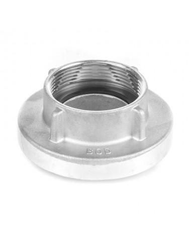 "Cupla fixa cu filet interior (cupla pompieri STORZ) - tip A, 4"" - 110mm"