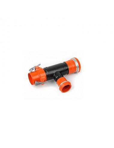 Conexiune tip T ∅125x90x125 - CXT125/90