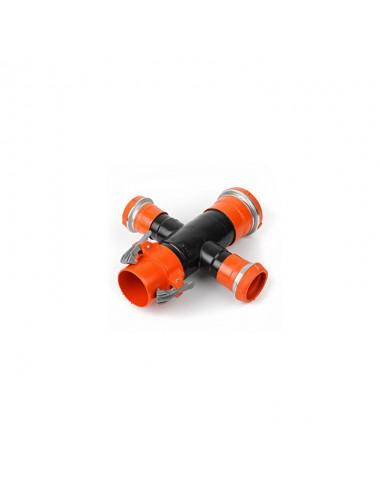 Conexiune Tip Cruce ∅125x125x125x125 - CXC125/125